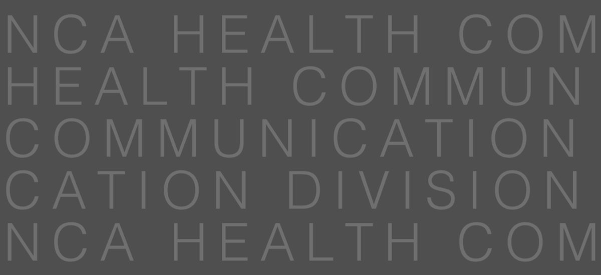 NCA Health Communication Division's Statement Concerning the Orange County, California, Board of Education's Recommendation for Returning to School